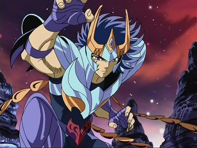 les chevaliers du zodiaque ikki