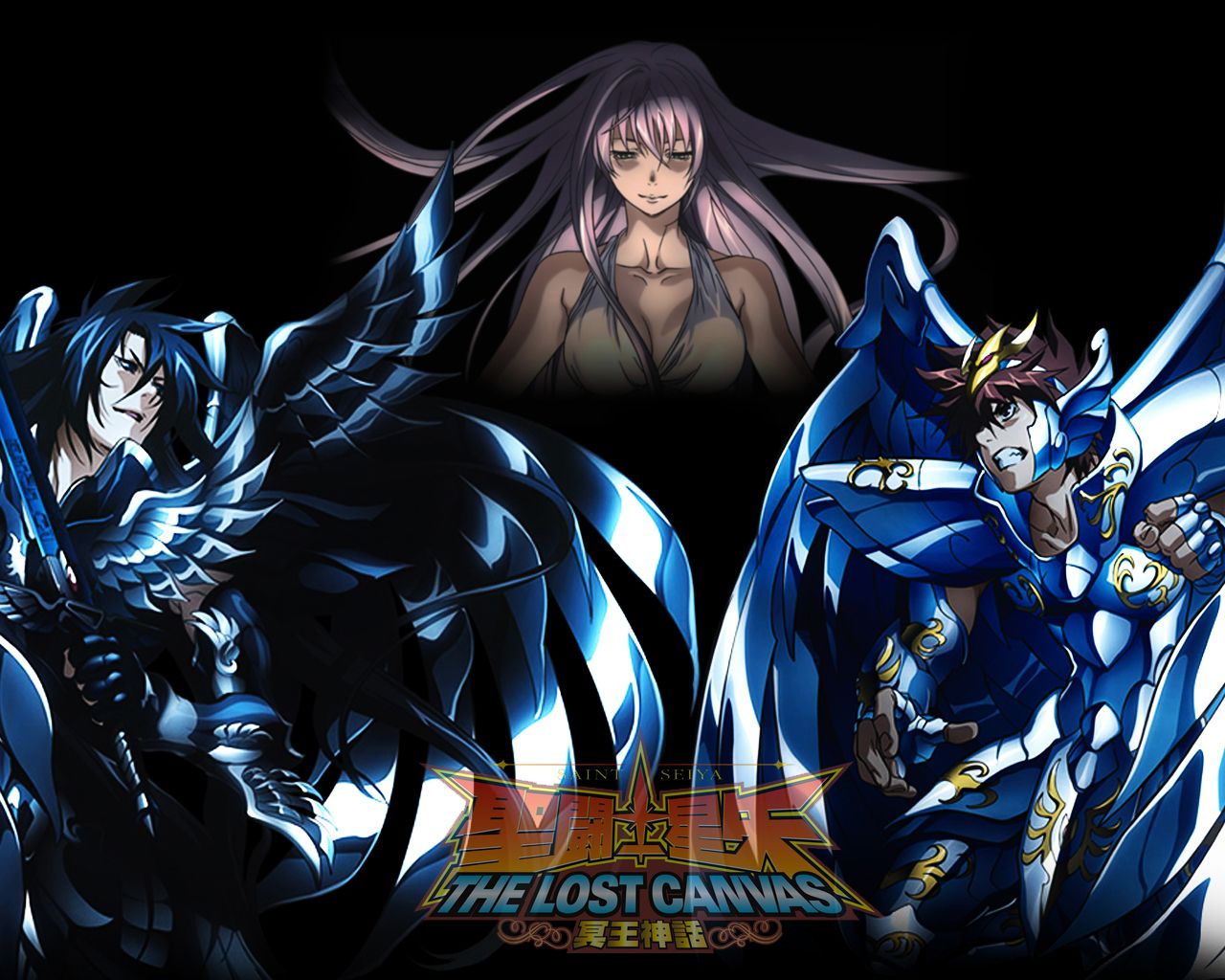 [FS] [HDRip] Saint Seiya - The Lost Canvas Saison  Episodes 1 � 13